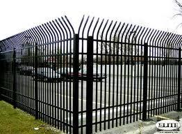 Ipari kerítés
